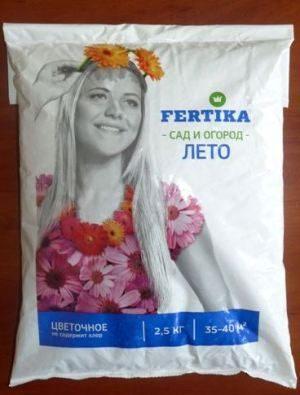 Кемира цветочная